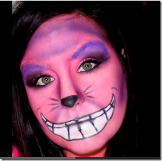 Cómo hacer el maquillaje de Gato de Cheshire - Disfraz casero