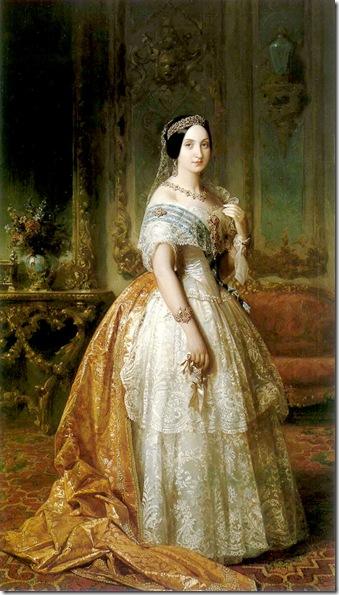 Federico de Madrazo - Infanta Luisa Fernanda -