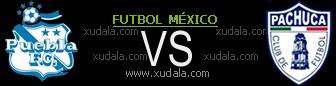 Puebla vs Pachuca
