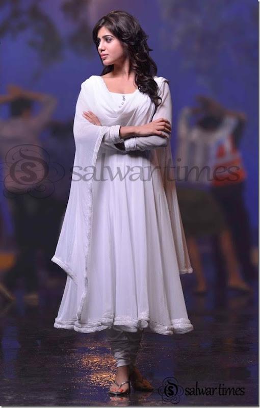 Samatha_White_Salwar_Kameez