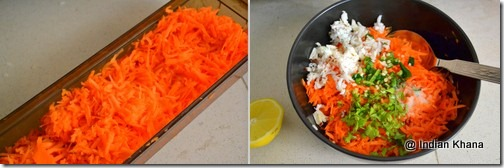 starter recipe carrot coconut recipes