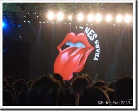 Rolling Stones Hyde Park 13th July 2013