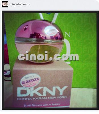 DKNY pink new perfume