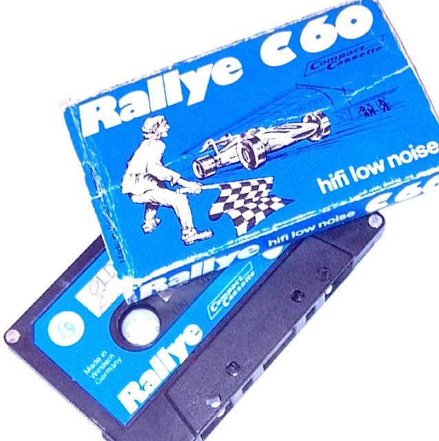Musikkassette 70er Jahre