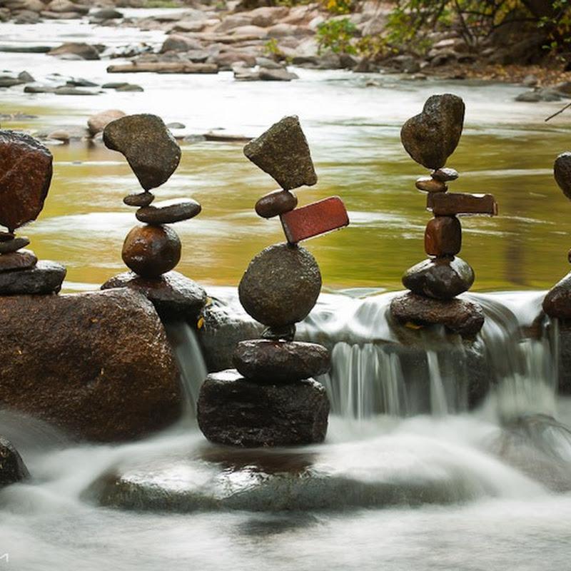 Incredible Balancing Stones by Michael Grab