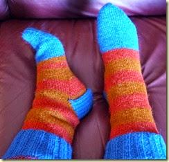 handmade socks 5