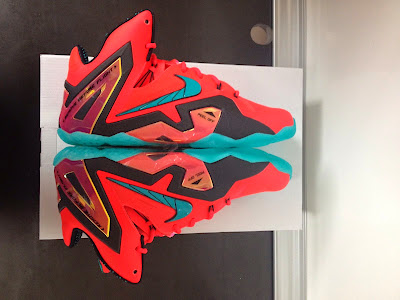 nike lebron 11 ps elite hero 2 08 Release Reminder: Nike LeBron 11 Elite Hero ($275)