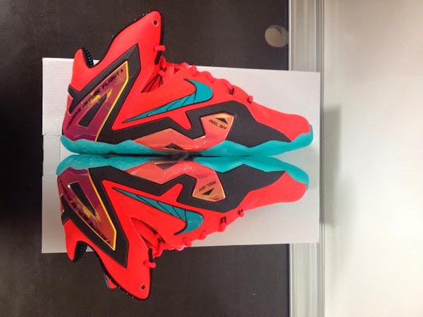 Release Reminder Nike LeBron 11 Elite Hero 275