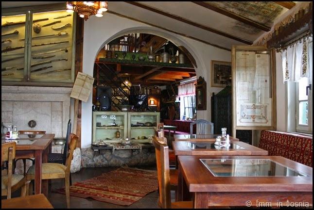 Restoran Inat Kuca - Sarajevo