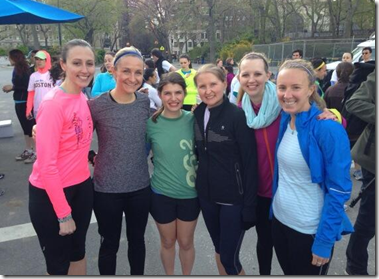Oiselle Birds NYC