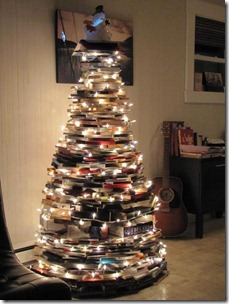 I think I will redo my Christmas tree like this