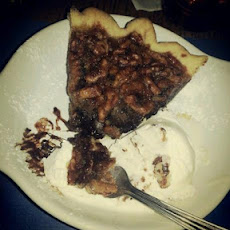 Jack Daniel's Chocolate Pecan Pie