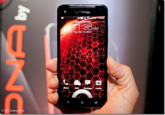 HTC Droid DNA Verizon