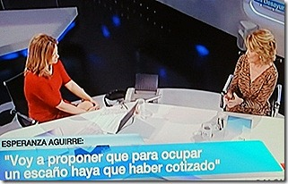 Entrevista TVE. Jan.2013