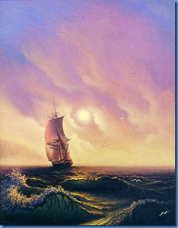 Aivazovsky-Sailing-Ship