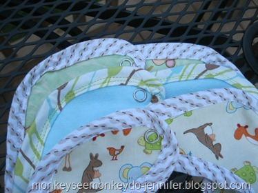 bibs with bias tape (4)