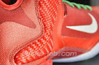 nike lebron 9 gr christmas 3 07 Throwback Thursday: Look Back at LBJs 2011 Christmas Shoes