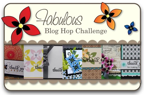 Fabulous Blog Hop Challenge