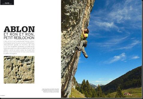 Ablon 2, Loic Gaidioz, Mountain Hardwear, Petzl, Julbo, Scarpa, Escalade, climbing, bloc, bouldering, falaise, cliff