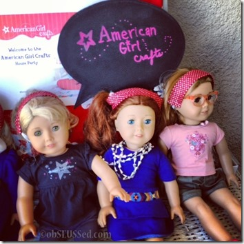 American Girl Crafts obSEUSSed 27e