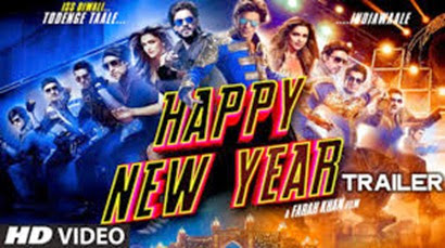 Happy New Year Official Trailer Starring Shahrukh Khan & Deepik
