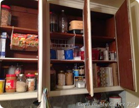 Pantry Sweep after