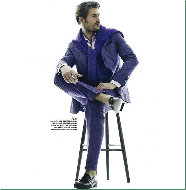 King Sweden Magazine July Issue