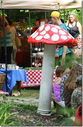 LF Mushroom