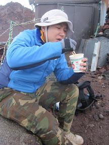 Breakfast by Hiroshi!! :D