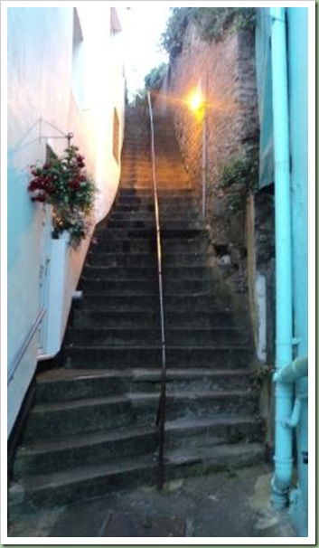 steps in Brixham 3