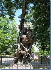 2548 Pennsylvania - Gettysburg, PA - Gettysburg National Military Park Auto Tour - Stop 4 North Carolina Memorial