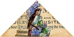 vintagebird corner bookmark_example