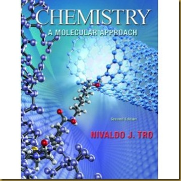 Chemistry A Molecular Approach 2nd US Edition