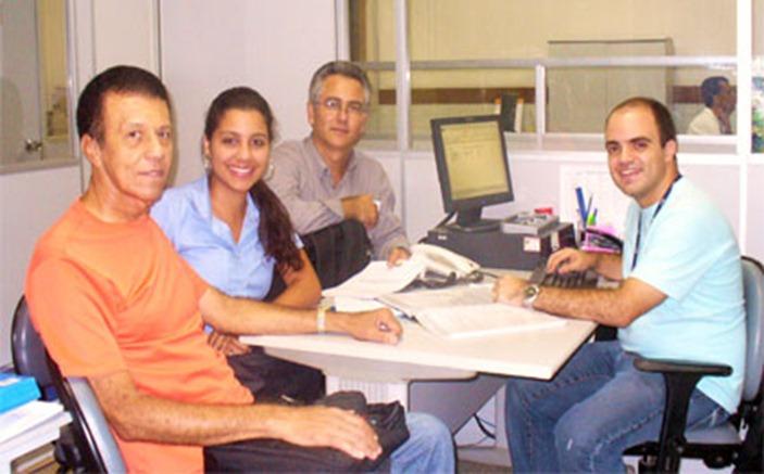 Dario em Reunião UVV