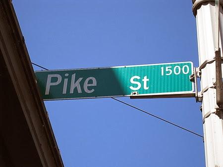 Pike Street 派克街