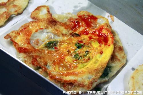 黃記海邊蔥油餅