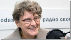 Svetlana Gannushkina Nobel Peace Prize