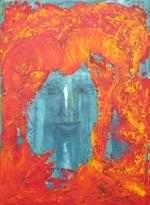 Awakening artist Charlotte Donvang