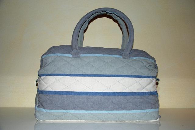 Tasche von Meike Rückseite