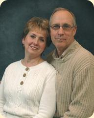 Uncle David & Aunt Marilyenn