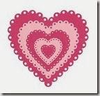 nesting eyelet hearts
