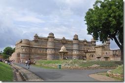 gwalior 024 palais de raja Man Singh