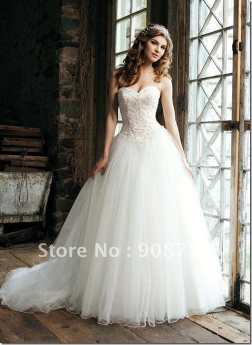 Hot-Sell-Stunning-Off-the-Shoulder-Sweetheart-A-line-Tulle-Wedding-Dresses-2013-Royal-Wedding-Dresses