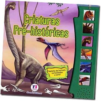 criaturas pré históricas