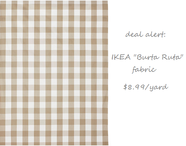 ikea fabric