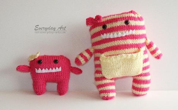 knit monster7web