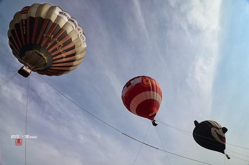高雄 澄清湖 熱氣球 2013