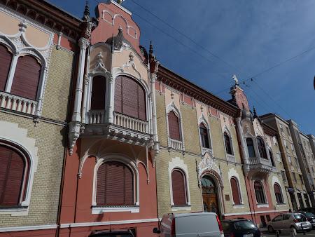 Obiective turistice Oradea: Episcopia ortodoxa