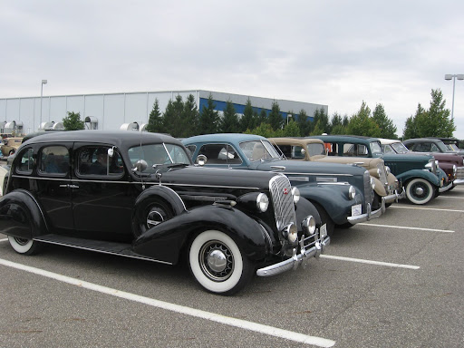 1933 Pontiac, and 1941