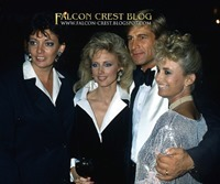 BTS49a.01 Fairchild, Douglas S., MacCorkindale & Susan George - Event in LA 1985